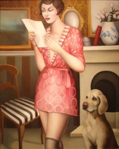 The Letter by Rachel Deacon
