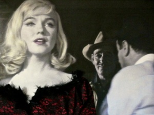 Marilyn Monroe in Misfits by Olivier Camen
