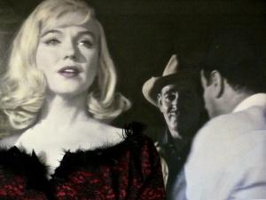 Marilyn Monroe in Misfits by Olivier Camen