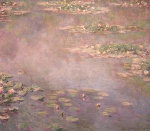 Les nymphéas by Claude Monet