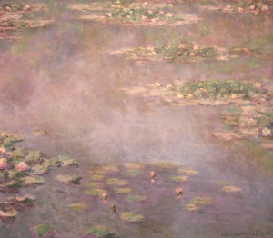 Les nymphéas by Claude Monet