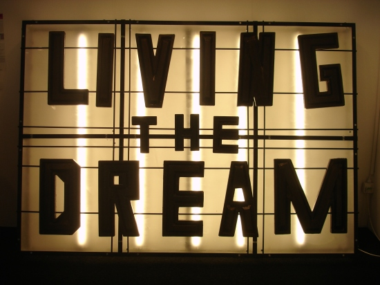 Living the Dream by Rosa Nussbaum