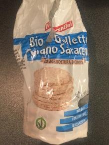 Fiorentini Bio Gallette Grano Saraceno