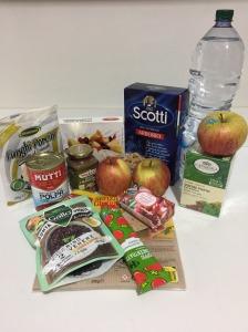Generi alimentari da Carrefour